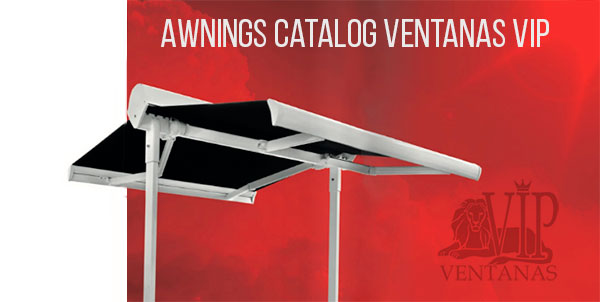 awnings catalog ventanas vip